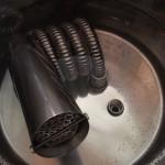 コアの1500回通しのお水で尿排泄!