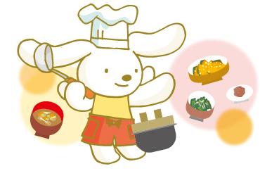 今までのお料理