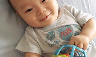 頭皮のアトピーが驚くほどきれいに!ようちゃんのアトピー体験談(赤ちゃんのアトピー体験談)