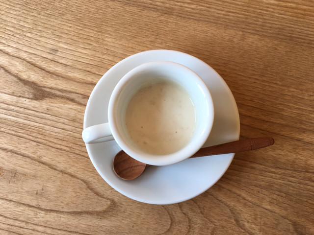 深イイ話に出演したヨガの師匠Ayaさんの朝食はれのあの玄米甘酒でした~♥