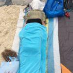 強い日差しのアトピーさんの紫外線対策・海の過ごし方