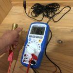 帯電体質はアトピー改善の妨げに。自分の電気を測定しよう
