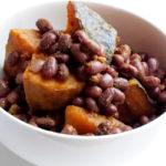むくみの改善に、食の処方箋「小豆かぼちゃ」